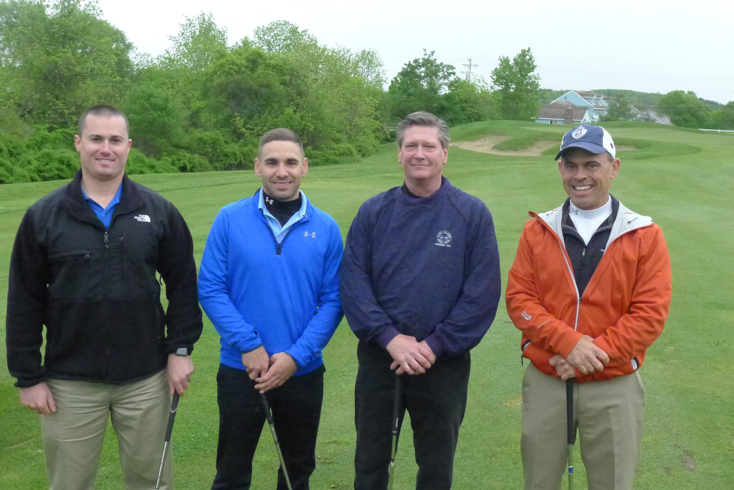 PHOTOS: 2017 NEMLEC Police Foundation Golf Tournament - NEMLEC