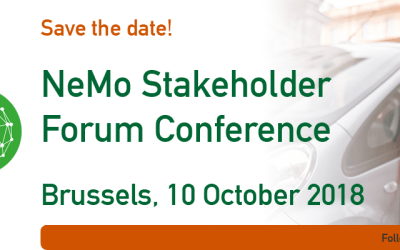 PAST EVENT | Registrations are open for the 2nd NeMo Stakeholder Forum Conference, 10 October in Brussels