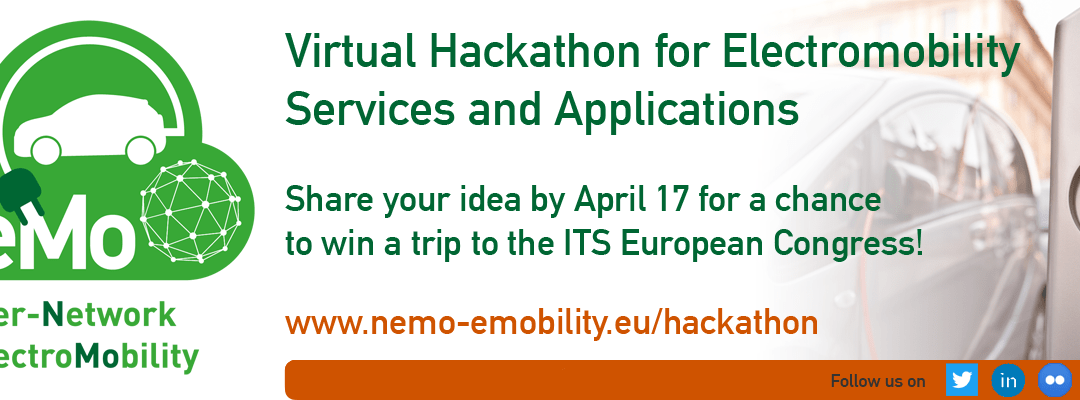 Join the 2019 Clean Mobility Hackathon