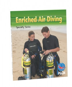Enriched Air Diver PADI