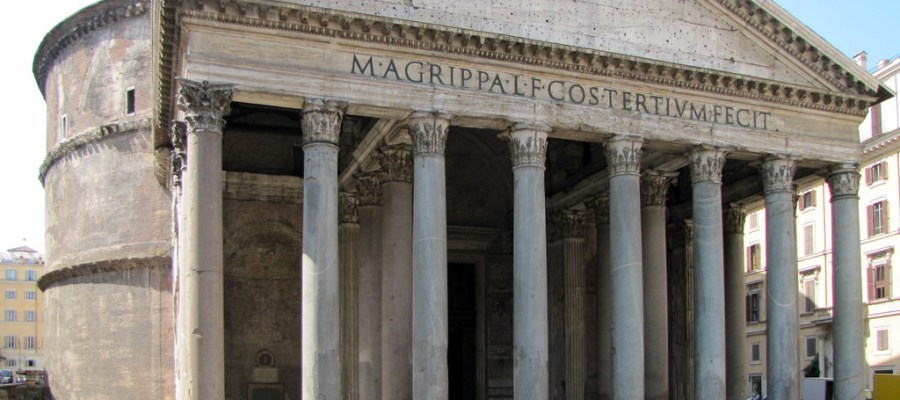 10 facts about the Pantheon in Rome