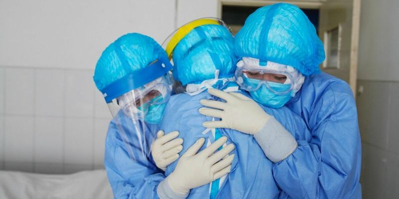 ITALY PAYS TRIBUTE TO HEALTH WORKERS AS NATION MARKS COVID-19 ANNIVERSARY