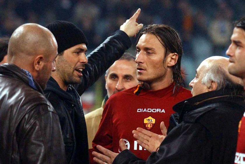Ultras Derby Totti