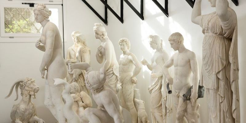 ROME UNVEILS THE LEGENDARY TORLONIA MARBLES AFTER DECADES IN THE DARK