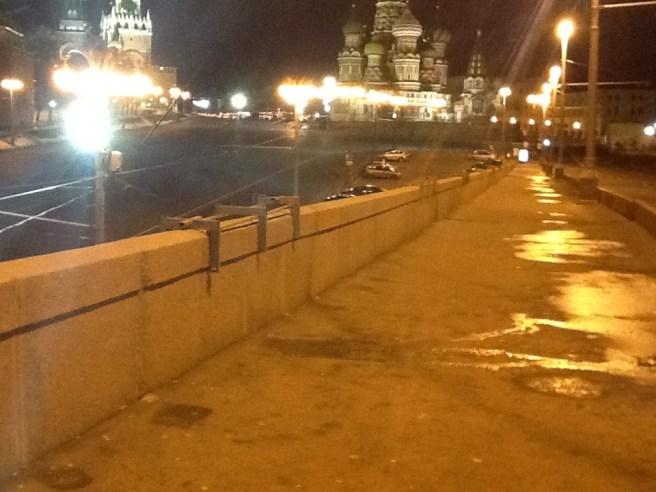 17-02-2016, Большой Москворецкий мост, 03:50