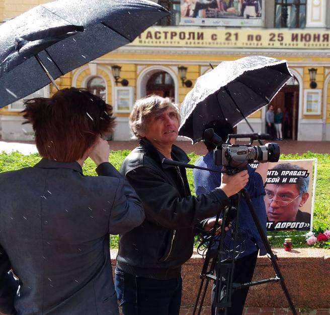 Александр Астров, Михаил Карякин