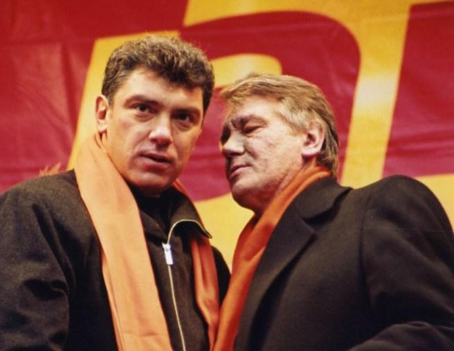 Вера Немцова в Украину была подчас больше нашей собственной