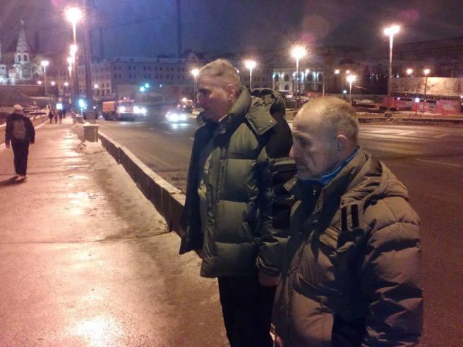 Виктор Коган, Иван Шаравин, Любовь Сергеева (фотографирует)