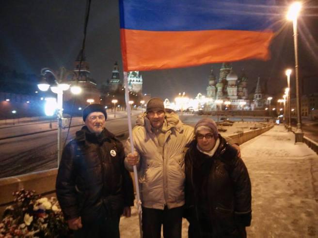 приняли дежурство от вечерних Каринэ и Ивана Шаравина