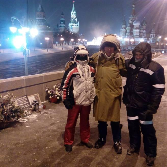 Виктор Леваков, Иван Шаравин, Сергей Киреев