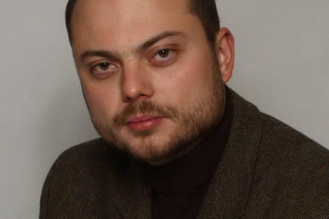Владимир Кара-Мурза-младший. Фото: личный архив Владимира Кара-Мурзы