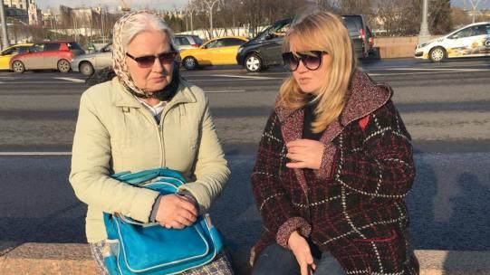 Тамара Луговых и Галина из Екатеринбурга Фотографии — Ирина Русанова