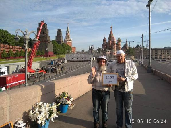 Григорий Саксонов и Иван Шаравин. Фотографии — Tatiana Tikhonovich