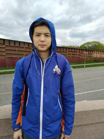 Казахский единомышленник. Фотографии — Тамара Луговых