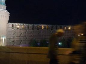 12.06.2019 Вечернее дежурство на мосту Немцова Павел