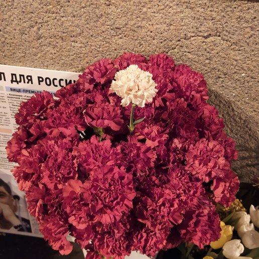 14.03.2020 Немцов мост. Ночное дежурство Мемориал