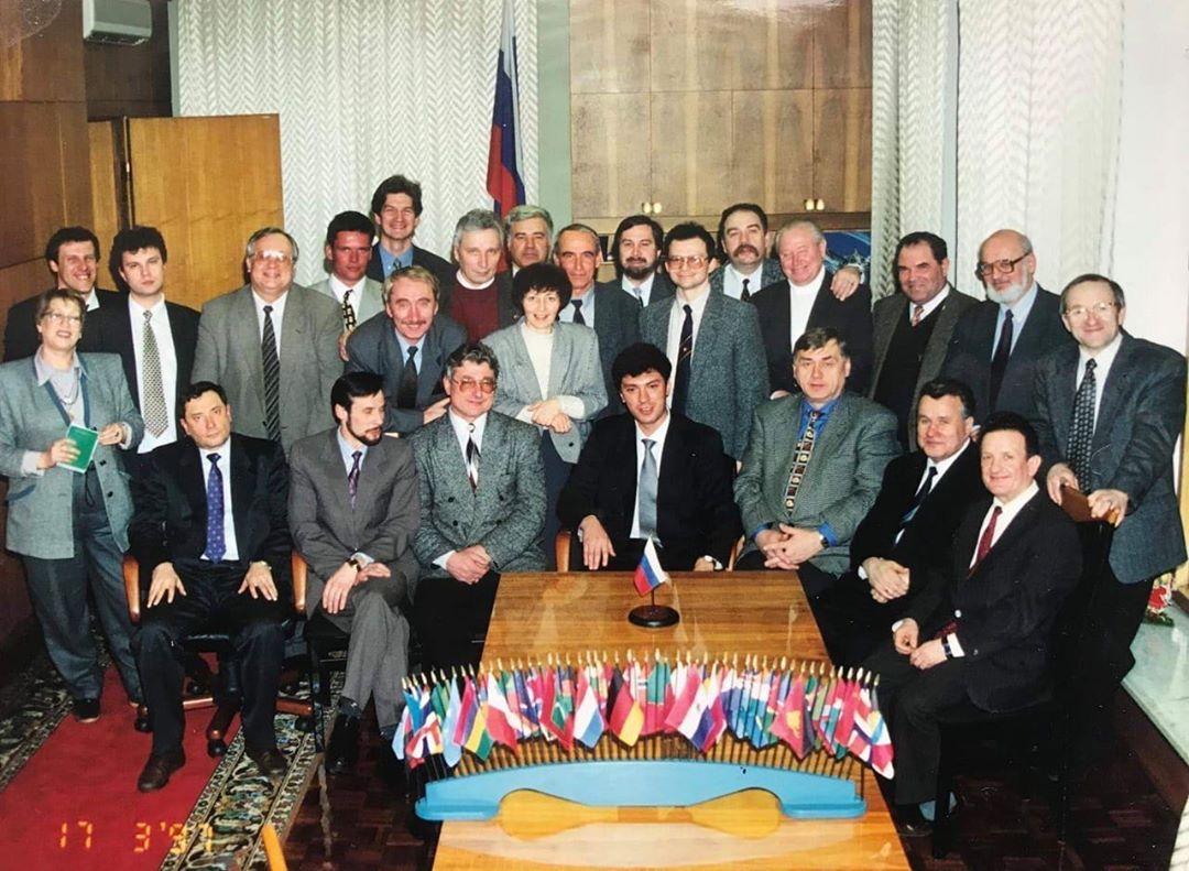 Архив Немцова