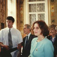 Всемирный клуб петербуржцев. В гостях Немцов и Хакамада