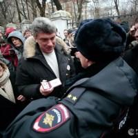 Немцов: «Российские власти идут по дороге Януковича»