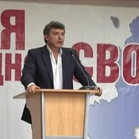Немцов о выборах в Госдуму: «Пахан идет на выборы!»