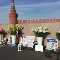 Мост Немцова – и в понедельник, и во вторник