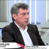 Немцов: «Мне очень трудно заткнуть рот»