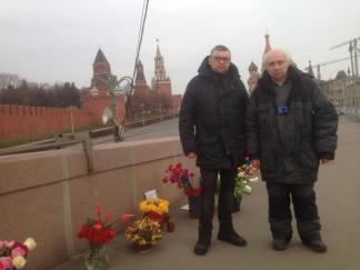 Игорь Гордеев и Павел Колесников