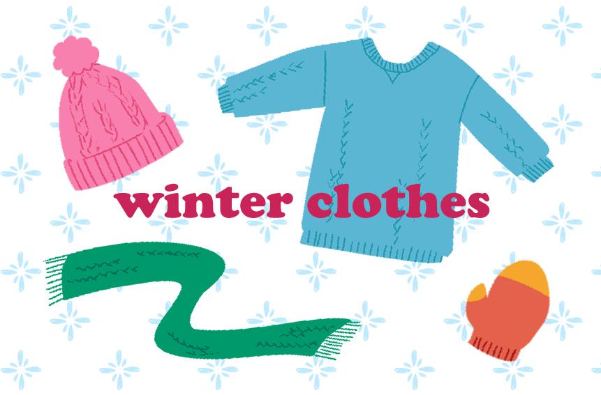 冬服整理カット