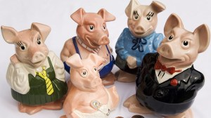Banky pigs