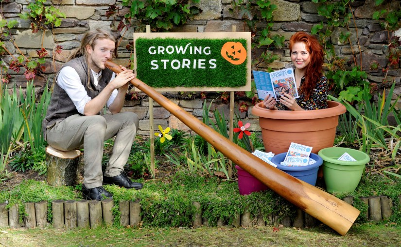 Community groups encouraged to Grow Stories as part of local campaign