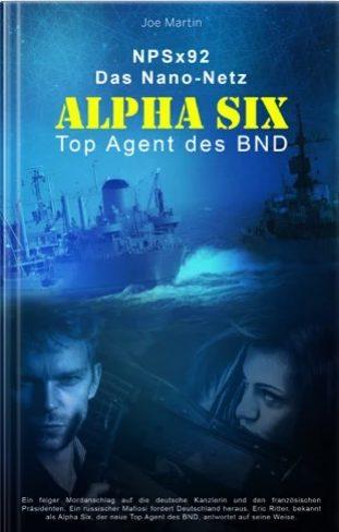 Alpha Six Cover
