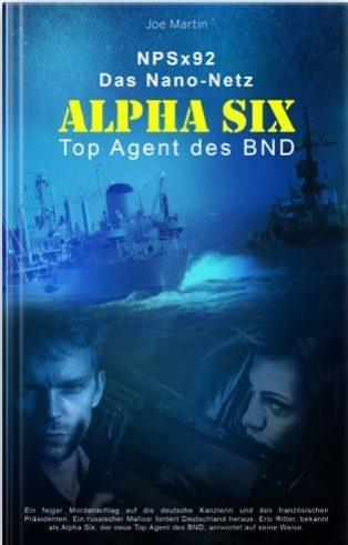 Alpha Six - Taschenbuch