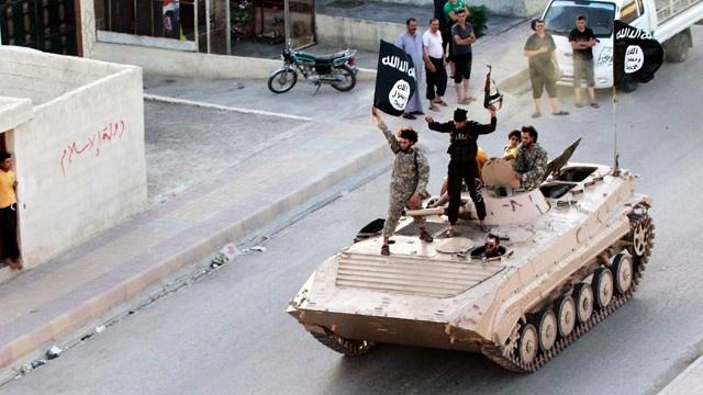L'Isis a Derna