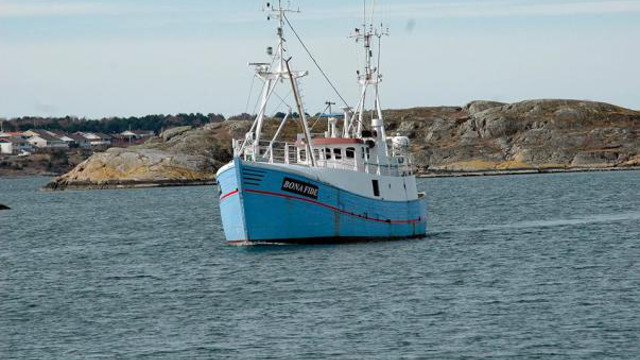 La Marianne, principale imbarcazione della terza Freedom Flotilla