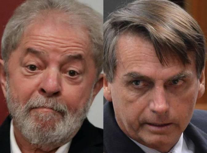 A 1 ano da eleição, Lula e Bolsonaro se consolidam à frente na disputa