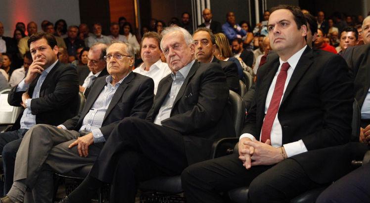 A grande aliança: Lula, Jarbas, Paulo Câmara e João Paulo