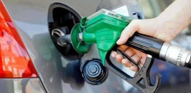 Preço da gasolina sofre novo reajuste