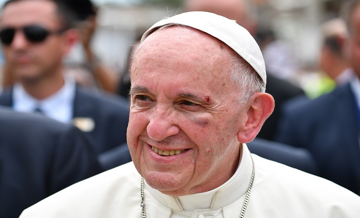 Papa Francisco telefona e presta solidariedade à família de Marielle Franco
