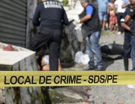 Com 62.517 homicídios, Brasil bate recorde de mortes violentas