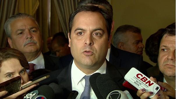 Governador Paulo Câmara aparece em terceiro lugar em pesquisa de intenção de voto