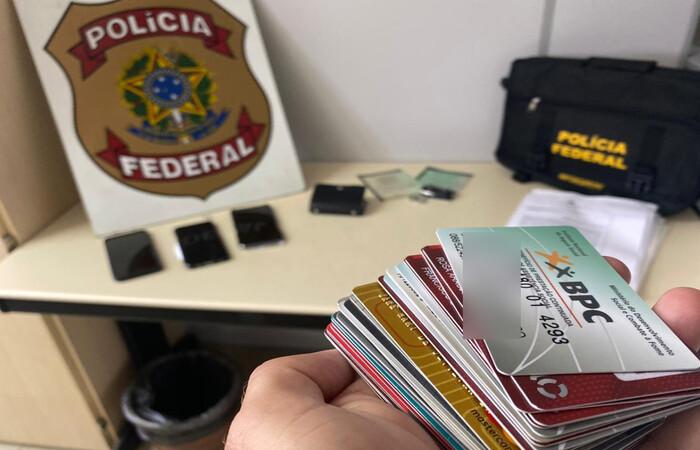 'Operação atadura' desarticula quadrilha com esquema de fraudes previdenciárias