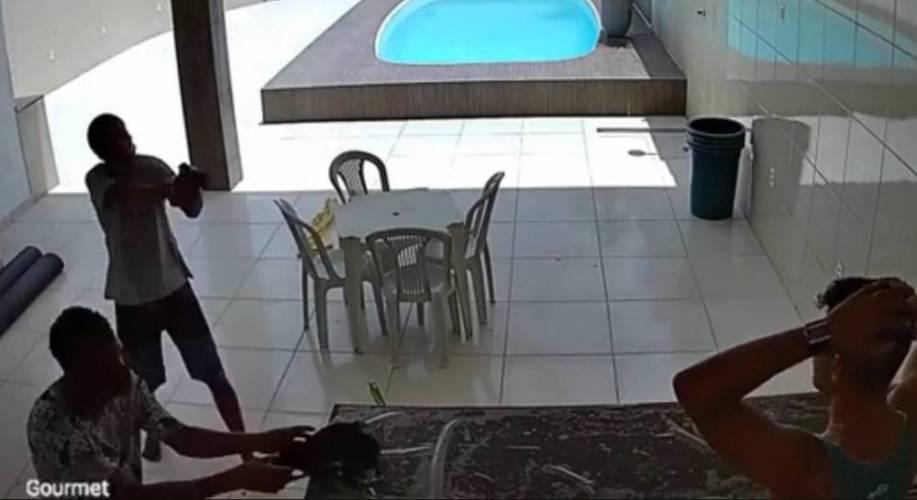 PM pernambucano é assassinado em casa de eventos em Feira de Santana, na Bahia