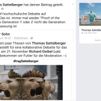 th_sattelberger kommt nach Köln #fragSattelberger #ProofofthePudding