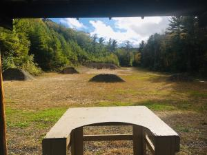 Outdoor Rifle Range - Fall 2018