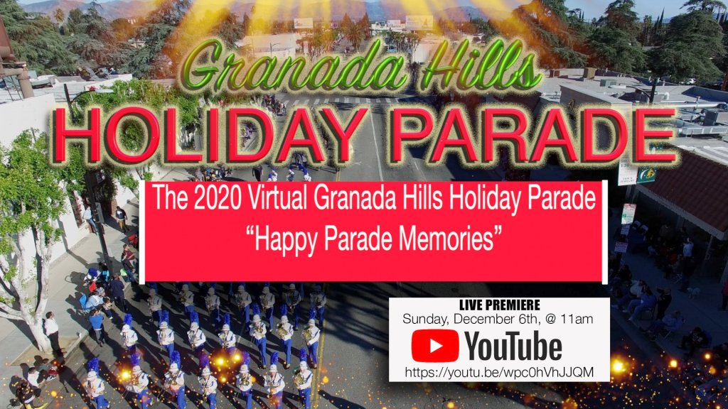 2020 GH Holiday Parade Live premiere