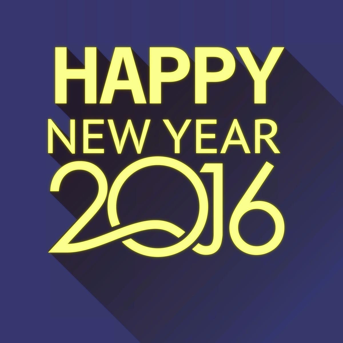 Kumpulan DP BBM Dan Meme Ucapan Selamat Tahun Baru 2016