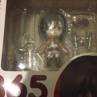 Review: Mikasa Ackerman Nendoroid from Attack on Titan