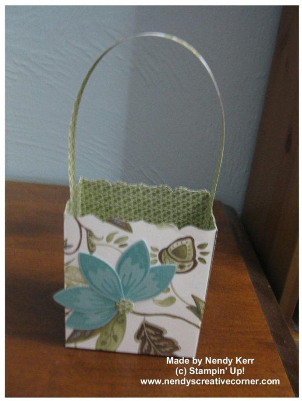Fancy Favor Bag