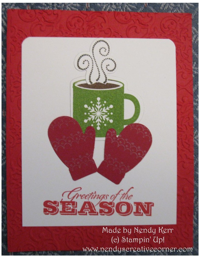 Mittens & Hot Chocolate