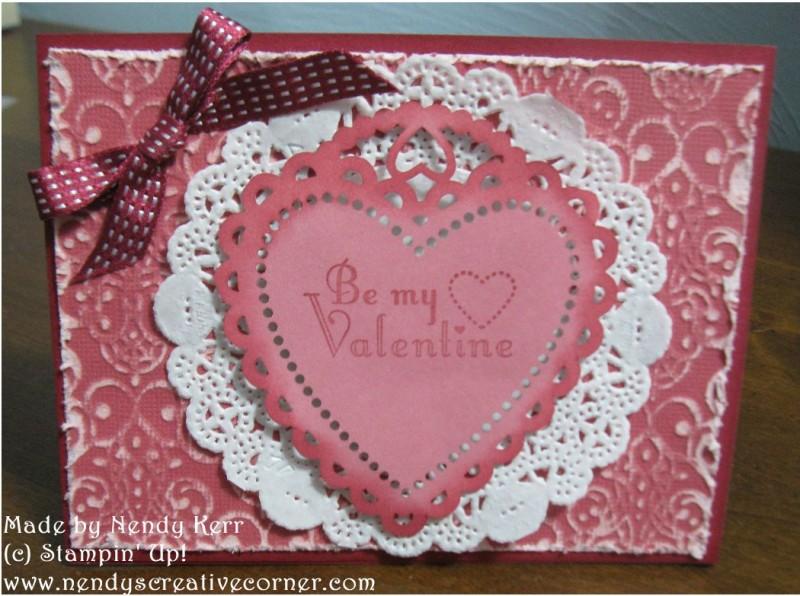 Shabby Chic Valentine